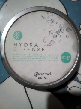 Cremêl -  Hydra & Sense - Manteca Corporal Humectante De Cacao