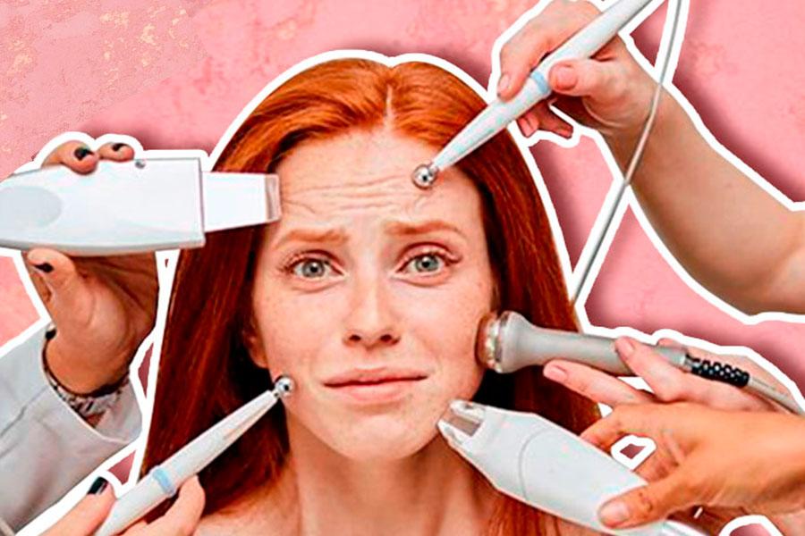 El ABC de la aparatología utilizada para mejorar la piel