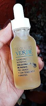 Suero Facial Nutritivo con Extracto de Papaya