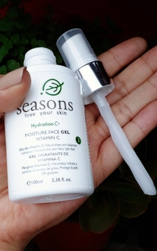 Gel Hidratante Facial-Vitamina C