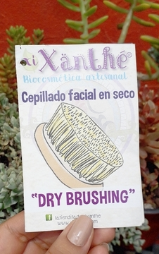 Cepillo Facial Cepillado En Seco