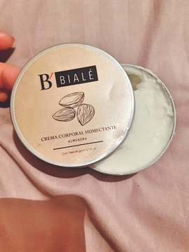 Bialé - Crema Corporal de Almendra