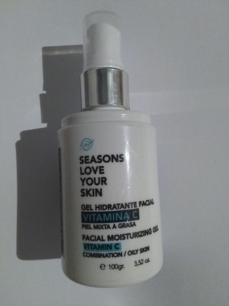Seasons - Gel Hidratante Facial-Vitamina C