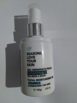 Foto de Seasons Gel Hidratante Facial-Vitamina C