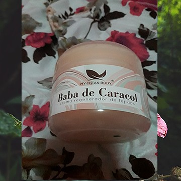 Crema de Baba de Caracol 250 gr