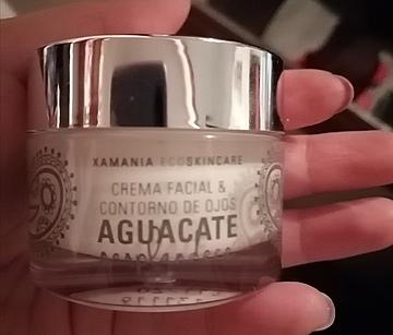 Foto de Xamania Aguacate Crema Facial y Contorno Ojos