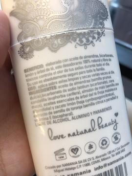 Foto de Xamania Desodorante en Barra - Limón