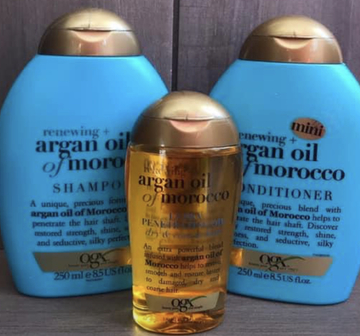 Hydrate + Repair Argain Oil of Morocco Shampoo