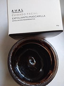 Foto de Ahal Exfoliante / Mascarilla Facial de Tepezcohuite y 5 arcillas