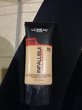 Foto de L'Oréal Paris Infallible 24h Matte