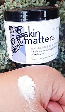 Skin Matters - Bálsamo Antiestrías Para Mamás 125 ml