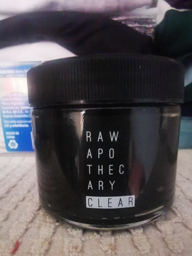 Raw Apothecary - Clear