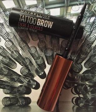 Foto de Maybelline New York Nuevo Tattoo Brow Tinta Semi-Permanente Peel Off