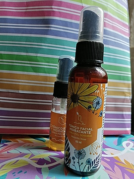 Foto de Nae Tónico Hidratante Manzanilla y Rosas 60 ml.