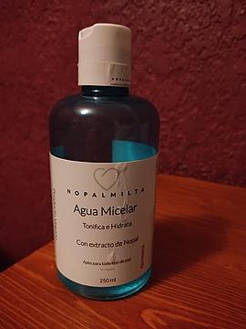 Nopalmilta - Agua Micelar Hidratante Rostro