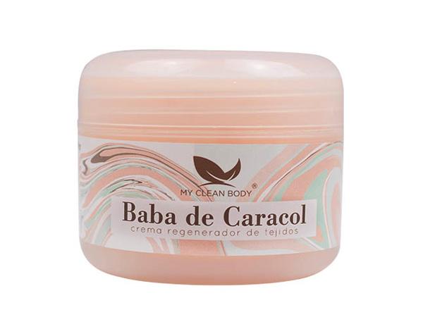 Crema de Baba de Caracol de My Clean Body