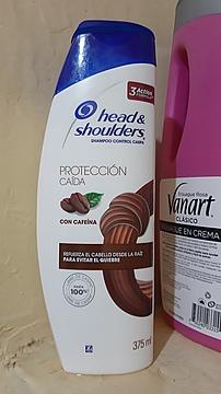 Foto de Head & Shoulders Protección Caída con Cafeína Shampoo