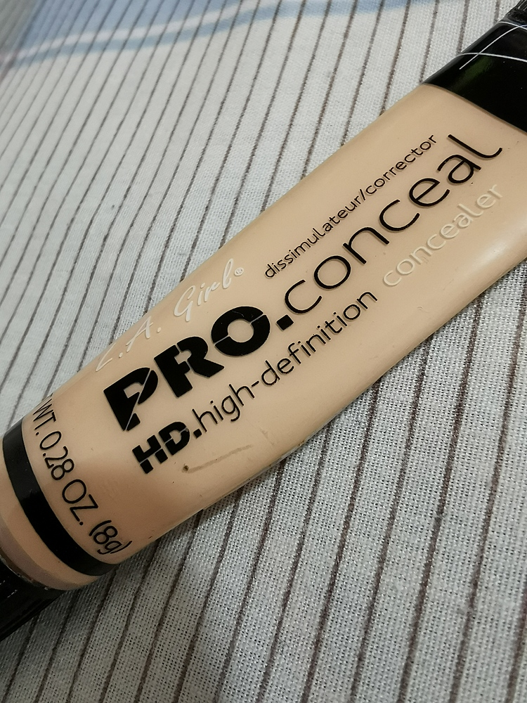 L.A. Girl - HD Pro Conceal Light Ivory