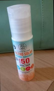 Filtro Solar 50 FPS