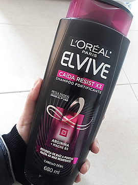 Foto de L'Oréal Paris Elvive Caída Resist Arginina Shampoo