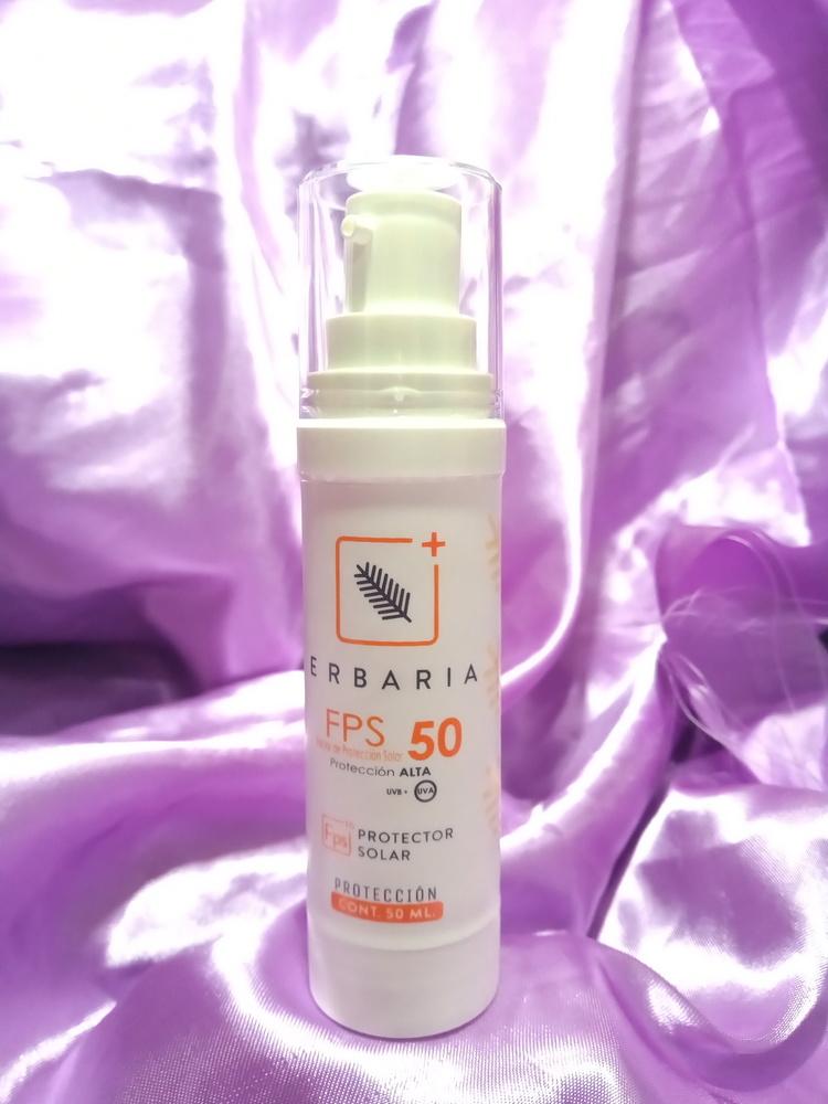 Erbaria - Protector Solar FPS 50
