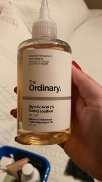 Glycolic Acid 7% Toning Solution