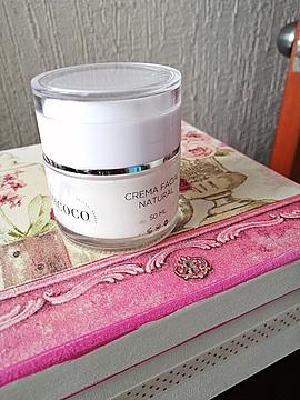 Crema Facial Natural 50 Ml