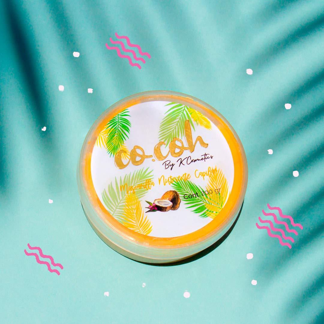 Kit Cuidado para el cabello con Cocoh