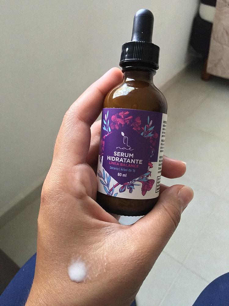 Nae - Serum Hidratante Geranio Árbol de Té 60 ml.