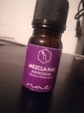 Serum Hidratante Geranio Árbol de Té 30 ml.