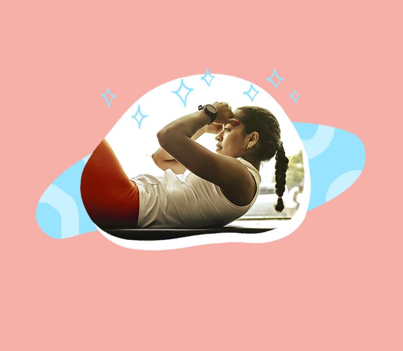 5 cosas que no sabías que pasan con tu piel cuando haces ejercicio