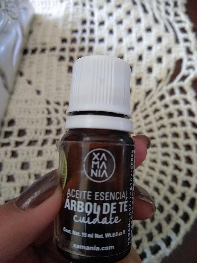 Xamania - Aceite Esencial Orgánico - Árbol de Té