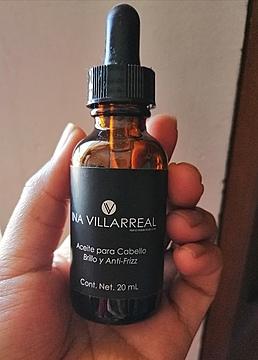 Ina Villarreal - Aceite para el cabello
