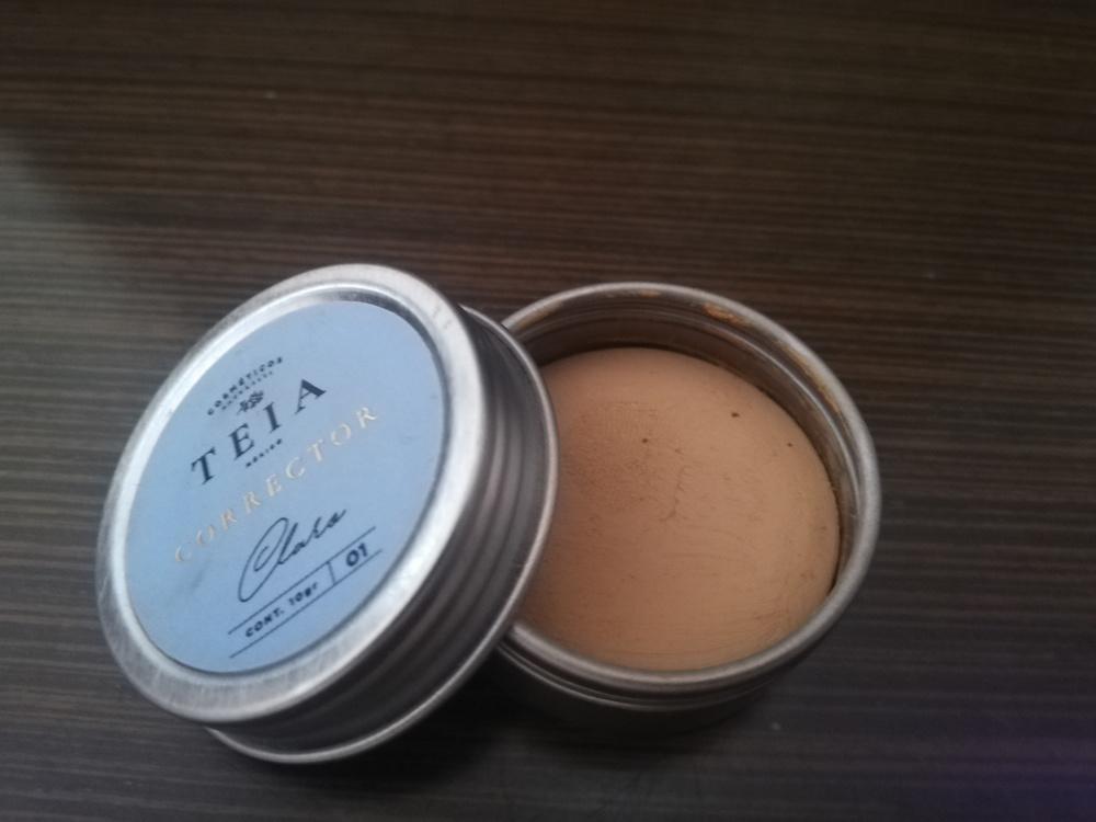 Teia - Corrector Natural Tono Claro 10gr