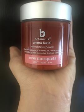 Foto de Botanicus Crema Facial - Rosa Mosqueta
