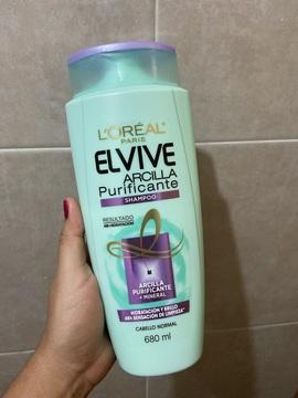 Foto de L'Oréal Paris Elvive Arcilla Purificante Shampoo
