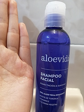 Aloe Vida - Shampoo Facial