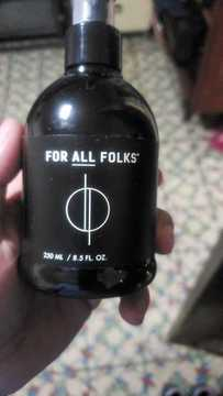 For All Folks - Lube 250ml