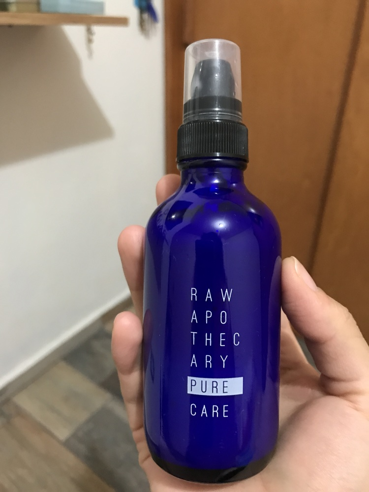 Raw Apothecary - Pure Care