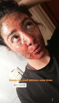 Mascarilla Facial Café y Cacao