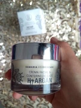 Xamania - Crema Facial y Contorno de Ojos Hemp