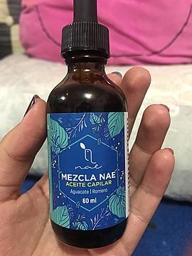 Mezcla Nae Aguacate Romero (Aceite Para Cabello)