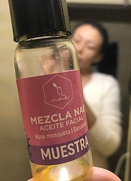 Mezcla Nae Rosa Mosqueta Escualeno (Aceite Facial)