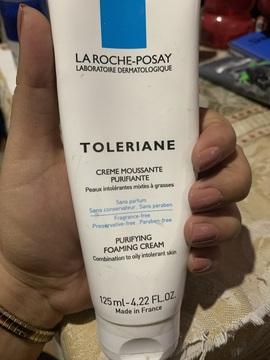 Foto de La Roche Posay Toleriane Crema Espumosa