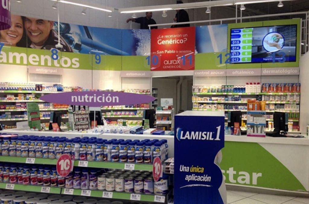 Acerca de Farmacia San Pablo