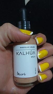 Khalúa - Maquillaje Líquido