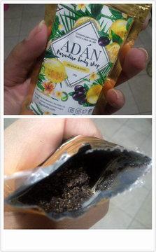 Adán - Exfoliante de Árbol de Limón