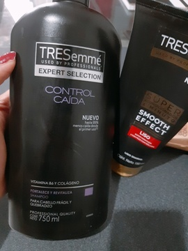 Shampoo Control Caída