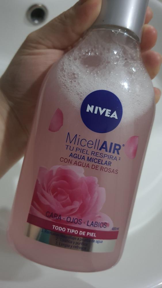 Nivea - Agua Micelar con Agua de Rosas