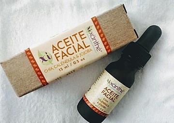 Aceite Facial Chía, Caléndula y Jojoba